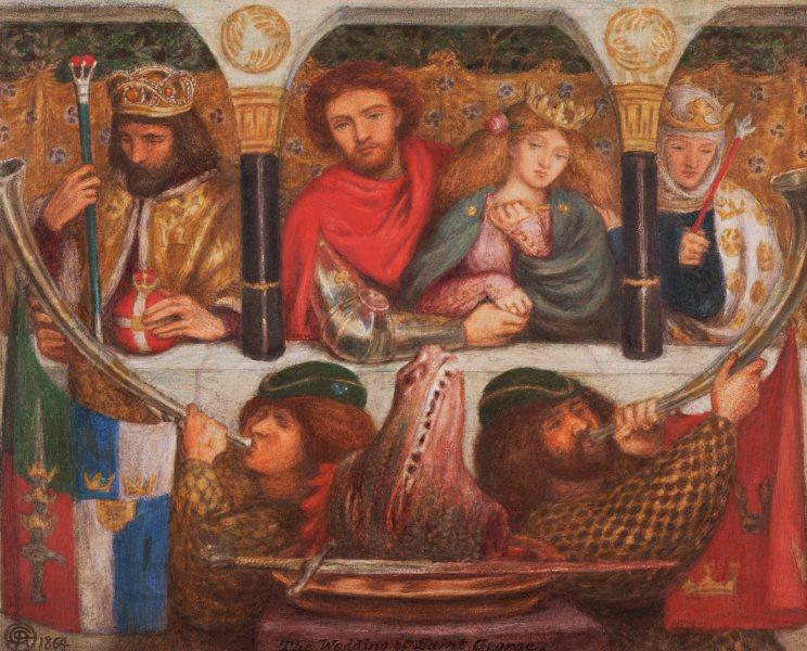 聖ゲオルギウスの結婚