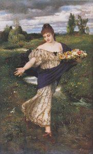 464px-arnold_bocklin_-_flora_blumen_streuend_-_1875