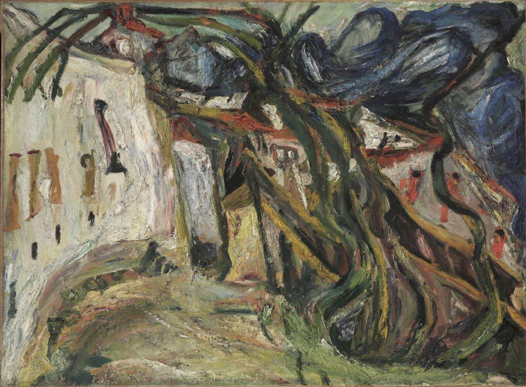 セレの風景(1922年)