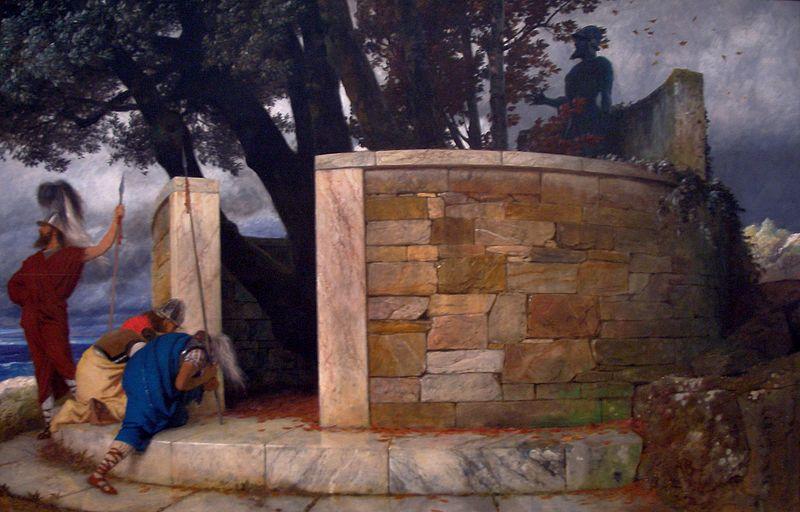 ヘラクレスの聖域
