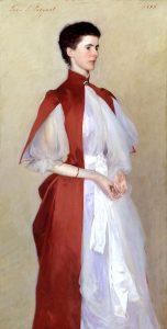 ロバート・ハリソン夫人の肖像