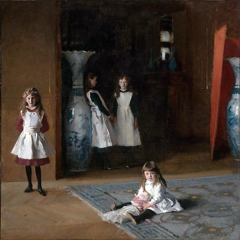 エドワード・ダーレイ・ボイトの娘たち