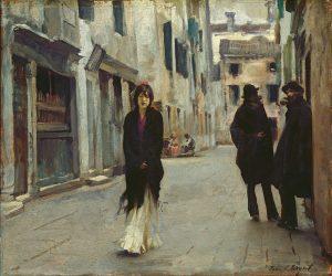ヴェネツィアの道