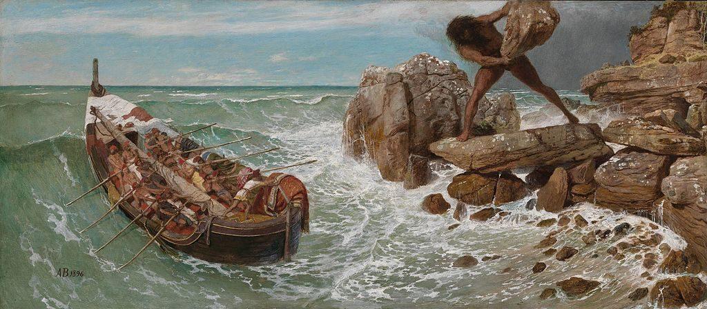 オデュッセウスとポリュペモス