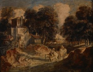 772px-gainsborough_thomas_-_wooded_landscape_with_mounted_peasants_-_google_art_project