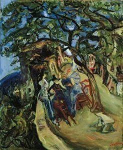 人影のある風景(1922年)