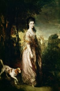ラウンズ・ストーン夫人の肖像