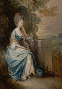 チェスターフィールド伯爵夫人アンの肖像