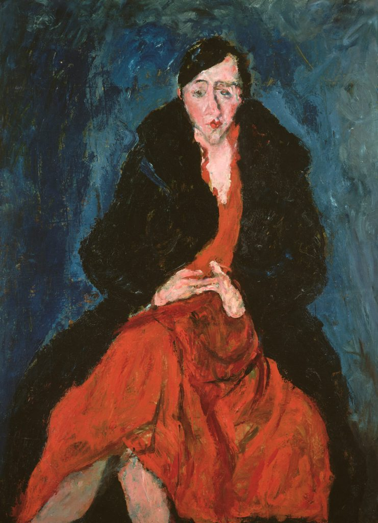 マデレーン・カステンの肖像