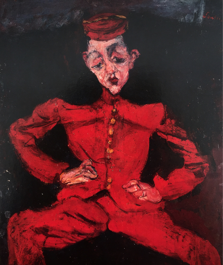馬丁》シャイム・スーティン MUSEY[ミュージー]