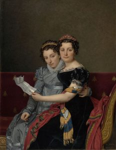 ボナパルト姉妹の肖像