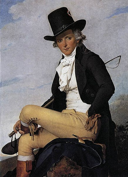 ピエール・セリジアの肖像