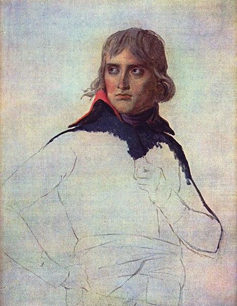 ボナパルト将軍の肖像