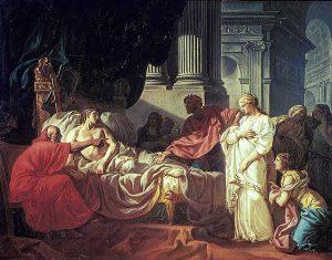 アンティオコスとストラトニケ