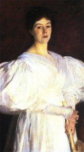 フレデリック・バーナード夫人