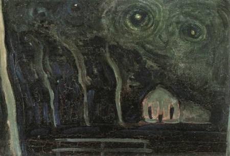 夜の風景Ⅰ