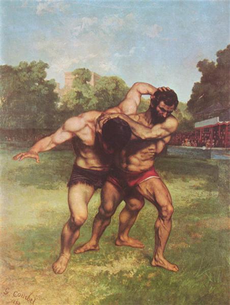 闘技者たち