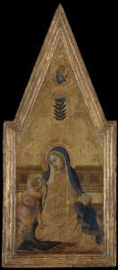 謙遜の聖母