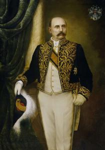 ヨハネス・ベネディクトゥス・ヴァン・ヘーツェス(1851-1924)。総督(1904-09)。
