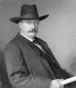 ヨハネス・マルティナス・メスチャート(1857-1922)歌手、声楽教師