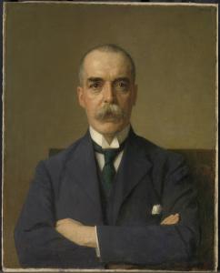 アイザック・デ・ブリュイン(1872-1953)の肖像