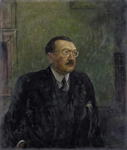 フレデリック・シュミット・デグナー(1881-1941)アムステルダム国立美術館のチーフディレクター(1922-1941)