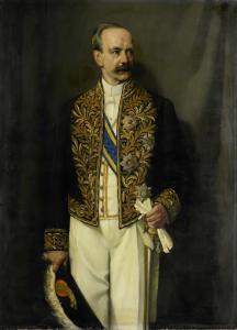 アレクサンダー・ウィレム・フレデリック・アイデンバーグ(1861-1935)総督(1909-16)