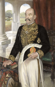 ディルク・フォック(1858-1941)知事(1921-26)
