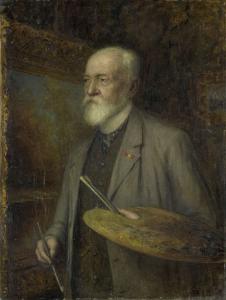 ヨハネス・ギスベルト・フォーゲル(1828-1915)画家