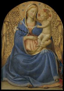 謙虚の聖母