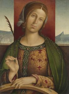 アレクサンドリアの聖カタリナ