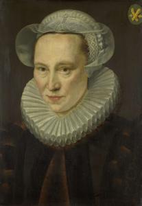 ヒーチェ・ピータースドル・コッデ(1607没)の肖像