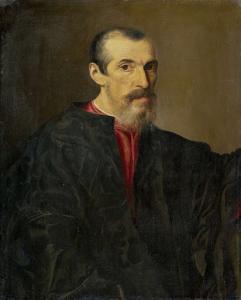 男性の肖像画