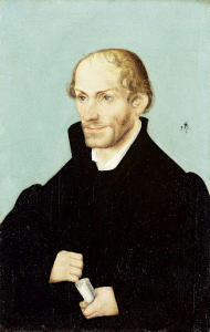 宗教改革のリーダー、フィリップ・メランクトン