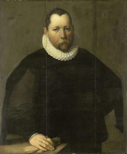 ピエター・ジャンス・キース(c. 1536-97)ハーレム市長