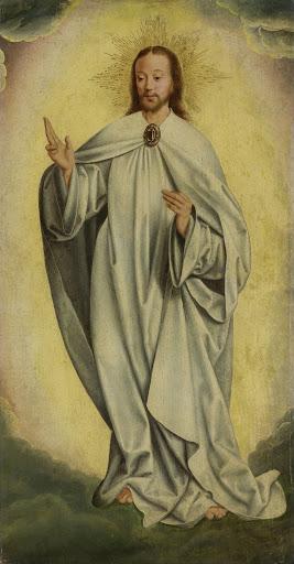 キリストの変容(復活)の断片