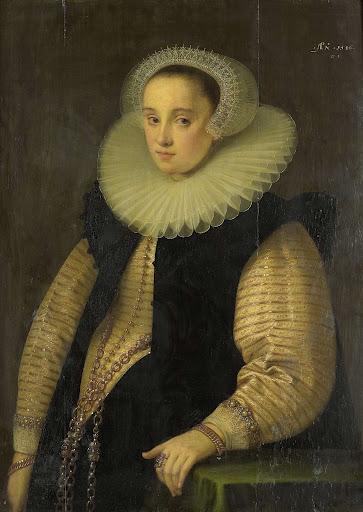 ジャン・フォルムノワの妻、ホルテンシア・デル・プラド(d1627)