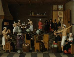 エークロのパン屋の伝説