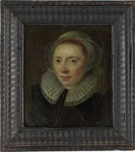 青年の肖像画