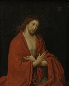 棘の王冠のキリスト