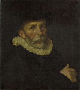 ディルク・バレンツ(1534-92)画家