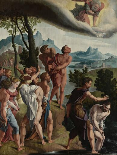 キリストのバプテスマ