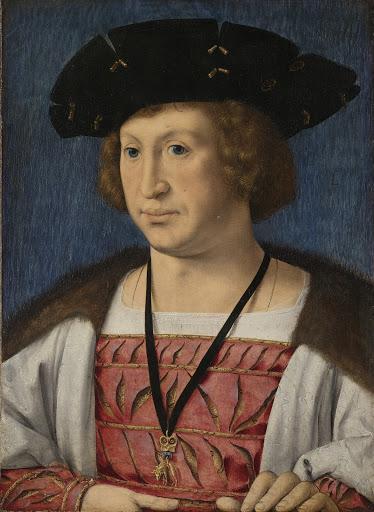 フローリス・ヴァン・エグモンド(1469-1539)ビューレンとレーダムの伯爵