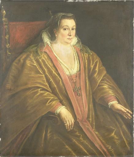 女の肖像, おそらくモロジーナ・モロジーニ, ヴェニス総督マリーノ・グラマーニの妻
