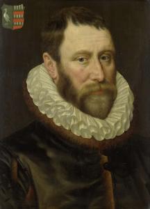 ヤコブ・バス・クラースの肖像(1536-1589)