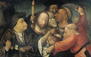 キリストの捕獲
