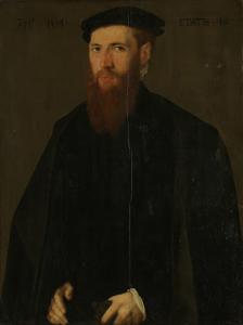ウィレム・ヴァン・ロコーストの肖像画