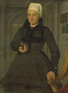 リスべスの肖像画