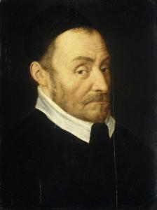 ウィリアム1世の肖像画。オレンジの王、無口なウィリアムと呼ばれている