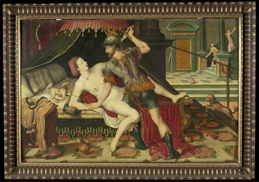 ルクレシアの強姦